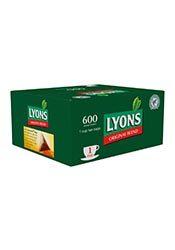 Lyons Tea 600