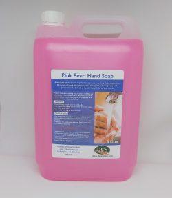 Pink Pearl Luxury Soap