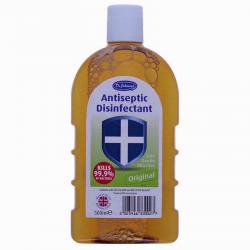 Detol disinfectant