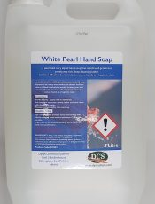 Dysys White Pearl Antibacterial Soap
