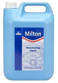 Milton Steriliser liquid 5 litre