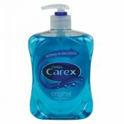 carex soap
