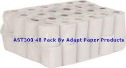 Luxury Toilet Rolls Adapt Paper