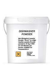 dishwasher powder