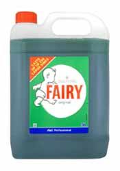 Fairy Washing up liquid 5 L