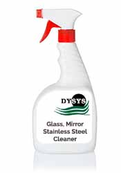 Glass, Mirror, & Stainless Steel Cleaner