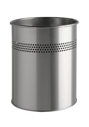 metal office bin