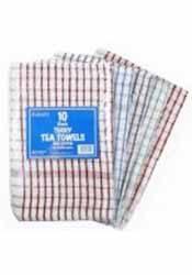 tea towels x 10