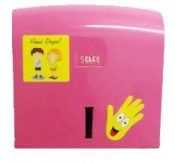 hand towel dispenser interleaf