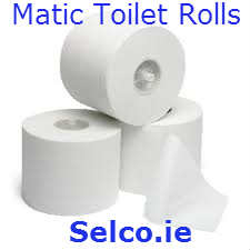 Matic Toilet Roll System