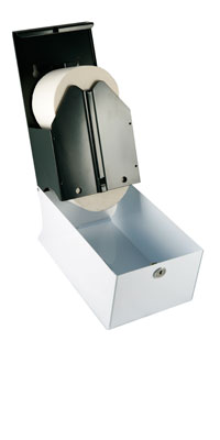 Cormatic Toilet Tissue System Rolls