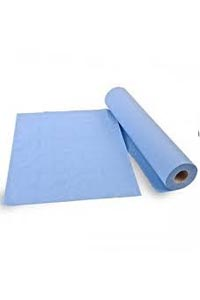 Hospital Couch Rolls 20 Blue