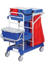 janitorial cart
