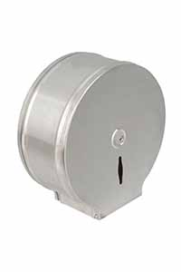 toilet roll dispenser steel