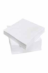 serviette napkins