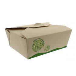 Bamboo Compostable Meal Box Selco