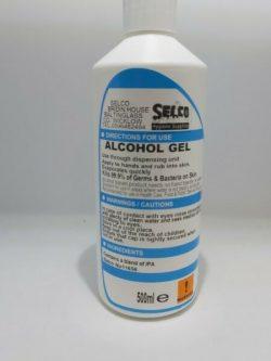 Alcohol Hand Sanitising Gel