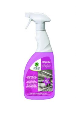 Rapide Total Surface Cleaner Sanitiser Selco Hygiene