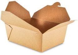 No 8 Kraft Selco Meal Box