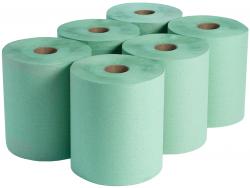 Industrial Wipe Green Selco Hygiene