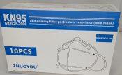 Kn95 N95 Medical Grade Face Masks Selco