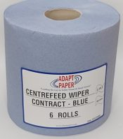 Centrefeed Contract Wiper Rolls 6pk Best Deal